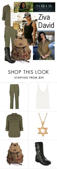 """Back to Work with Ziva David"" by musiclife24-7 on Polyvore featuring Co