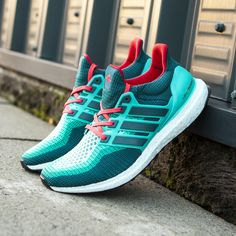 The adidas Ultra Boost will brighten up your day.