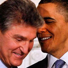 Obama and his Manchump