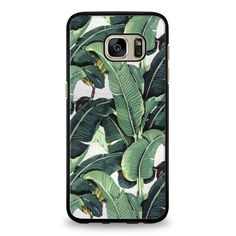 Beverly Hills Hotel Martinique Wallpaper Samsung Galaxy S7 Case | yukitacase.com