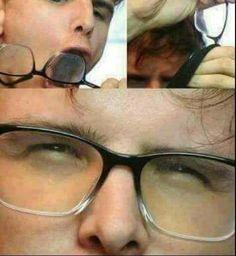 Glasses Meme, Me Too Meme, The Conjuring, Reaction Pictures, Dankest Memes, Fun Facts, Bro, Spicy, Random