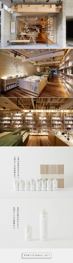 151E | a new tea destination in Fukuoka | Spoon & Tamago... - a grouped images picture - Pin Them All