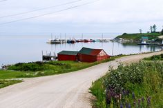 Mahrie G. Reid, Author - Mystery with a touch of romance. Tancook Island - one of the inspirations for the fictional location of Caleb cove. O Canada, Canada Travel, Don't Dream It's Over, Devon Uk, Atlantic Canada, Cape Breton, Prince Edward Island, New Brunswick, Cloudy Day