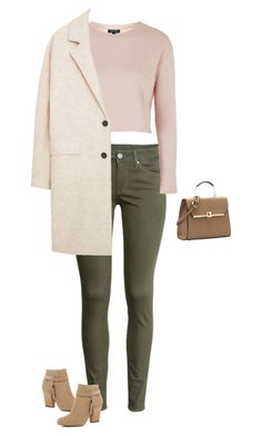 """""""Untitled #1545"""" by quaybrooks on Polyvore featuring H&M, Topshop, River Island and MANGO"""