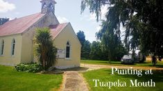 PUnting in Tuapeka South Island, New Zealand, Mansions, House Styles, Life, Instagram, Mansion Houses, Manor Houses, Villas