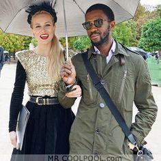 After @ElieSaab show I was so so happy with @fashion_press  #pfw#fashionshow #fashion #fabulous #hot#sexy#smile#love#sparkle#fandacsia#paris - @absolutelyfabulousmagazine- #webstagram