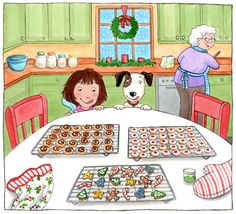 Sweet Christmas - Janet McDonnell
