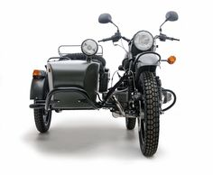 for my parents / Gear Up Sidecar Motorcycle $14,000 IMZ-URAL