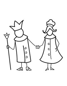 Kings & Queens - rulers: what do they do, how do they rule, etc. Silhouette Cameo Files, Shadow Puppets, Feelings And Emotions, Kings Day, Prince And Princess, Room Themes, King Queen, Alice In Wonderland, Halloween