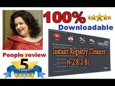 Registry cleaner Instant download  (v 2.8.3.8) How to get pro