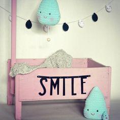#Wordbanner #tip: #Smile - Buy it at www.vanmariel.nl - € 11,95, 2 for € 20