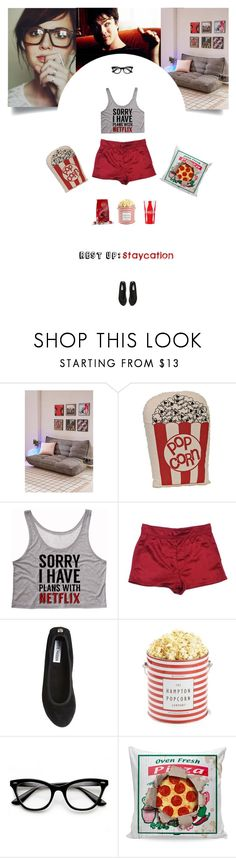 """""""Untitled #344"""" by soledestate ❤ liked on Polyvore featuring Urban Outfitters, Marc Jacobs, Steve Madden, ZeroUV, Lindt and staycation"""