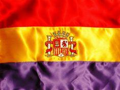Búscame en el ciclo de la vida: 632. Bandera nacional de la II República Española.... Trunks, Swimwear, Blog, Stupid, Empire, Germany, Internet, Popular, Purple