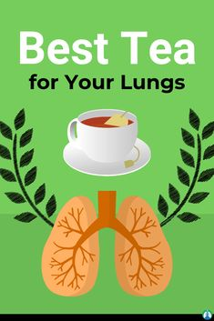 9 Best Lung Cleanse Tea Choices for Better Breathing and Clear Lungs - Asthma Treatment Natural Detox, Natural Healing, Healing Herbs, Lung Cleanse Detox, Liver Detox, Body Detox, Health Cleanse, Detox Tea, Cough Remedies For Adults