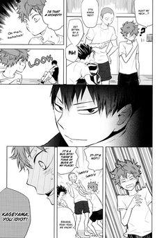 [bubunhanten] Haikyuu!! dj – Kokoro Control 2 [Eng]  Page 20 #Haikyuu #Yaoi…