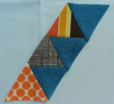 Molly Flanders: Pyramid Quilt tutorial