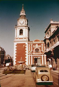 Santa Lucia, Iglesia San Francisco, Old Pictures, Notre Dame, In This Moment, History, Iglesias, Building, Travel