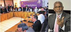 Melanio Paredes: Comité Político PLD utiliza excusas y engaños para mantenerse en el poder