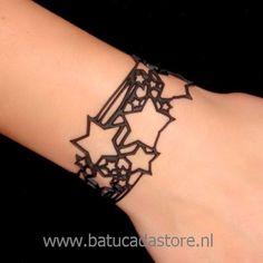 sternen tattoo armband batucada. Black Bedroom Furniture Sets. Home Design Ideas