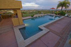 Traditional Pool By Patio Pools And Spas.