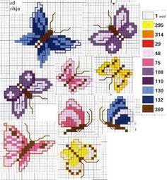 Resultado de imagen para cross stitch patterns free christmas