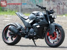 Yamaha Byson Buell Street Fighter