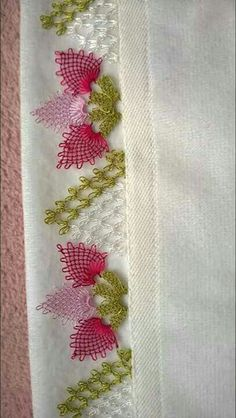 We have compiled free needle lace patterns and samples for every skill level. Browse lots of Free Crochet Patterns and Samples. Crochet Needles, Crochet Stitches, Knitting Needles, Crochet Edgings, Crochet Shell Stitch, Free Crochet, Crochet Pouch, Lace Patterns, Crochet Patterns