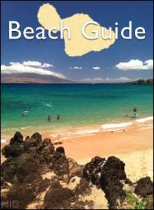 Guide to all the beaches around Maui- get married on a south or west shore beach to take advantage of the sunset over the water. Go Hawaii, Visit Hawaii, Hawaii Honeymoon, Hawaii Vacation, Dream Vacations, Best Beaches In Maui, Maui Beach, Beach Fun, Hawaii Travel Guide