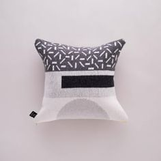 tictail - FORMA CUSHION IN GREYSCALE
