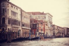 Venice- one day i will get there