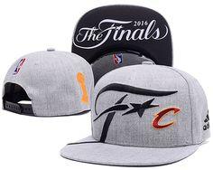 2016 NBA Finals Cleveland Cavaliers SnapBack Hat