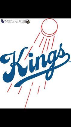 My favorite kings gear is in dodger blue style-dj