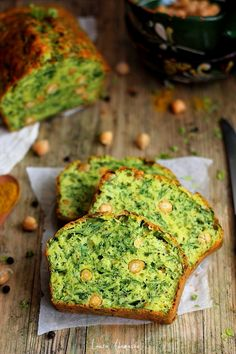 Raw Vegan Recipes, Vegan Foods, Frittata, Baby Food Recipes, Cooking Recipes, Easy Recipes, Good Food, Yummy Food, Tapas