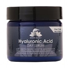 White EgretHyaluronic Acid Day Serum at Walgreens. Get free shipping at $25 and view promotions and reviews for White EgretHyaluronic Acid Day Serum