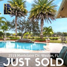 Closed for $1,100,000 2016 Montclaire at Weston Hills CC