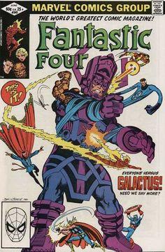 Fantastic Four 243 - John Byrne