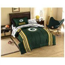 Green Bay Packers Twin Bed in a Bag