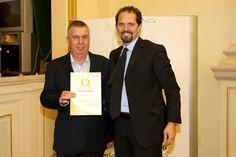 Cerimonia di premiazione marchio Ospitalità Italiana,  Gorizia, 18 dicembre 2014.