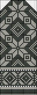 latvian mittens free pattern