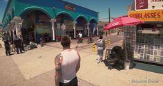 Фанаты игры «GTA V» отсняли ролик, в котором игра становится реальной жизнью в «Los Santos» со всеми соответствующими атрибутами.