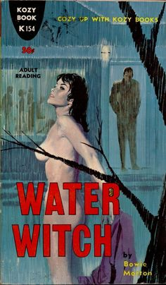 Unknown artist, Water Witch by Bowie Morton.