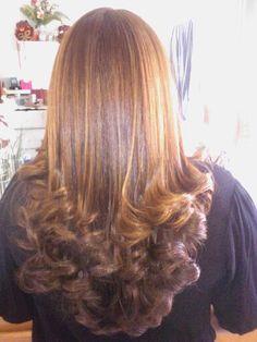 Curls Indian Long Hair Braid, Curls For Long Hair, Long Curly Hair, Big Hair, Sleek Hairstyles, Curled Hairstyles, Vintage Hairstyles, Bouffant Hair, Voluminous Hair