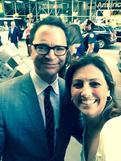 Joshua Malina at ABC Upfronts in 2015