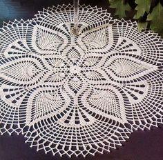 Kira scheme crochet: Scheme crochet no. 76