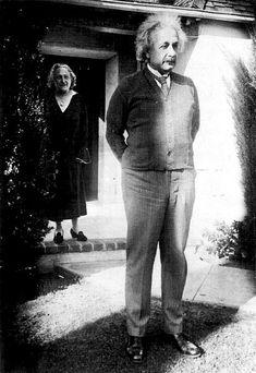 Einstein's Later Years
