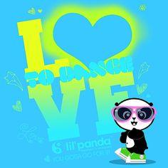 Love to Dance #love www.lilpanda.com hello kitty