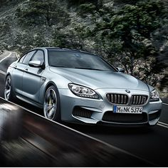 BMW M6 Gran Coupe. I Will Take This One When I Have Met My Challenge!