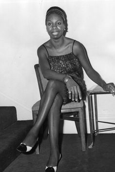 Nina Simone | 60 Iconic Women Who Prove Style Peaked In The '60s