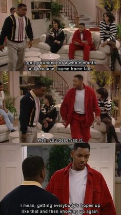 On curfews: | Community Post: 30 Times The Fresh Prince Was The Wittiest Person On '90s TV