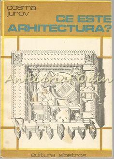 Ce Este Arhitectura ? - Cosma Jurov Frank Lloyd Wright, Abstract, Summary